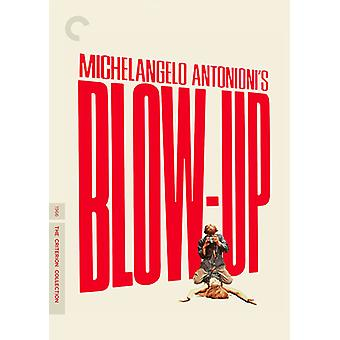 Blow-Up [DVD] USA import