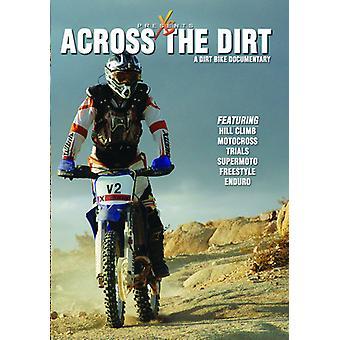 Across the Dirt [DVD] USA import