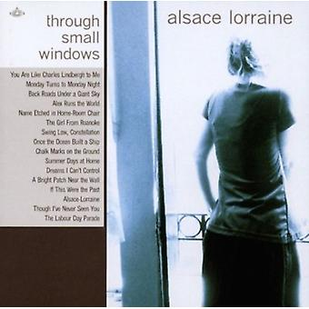 Alsace Lorraine - Through Small Windows [Vinyl] USA import