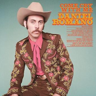 Daniel Romano - Come Cry with Me [CD] USA import