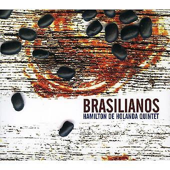 Hamilton De Holanda Quintet - Brasilianos [CD] USA importeren