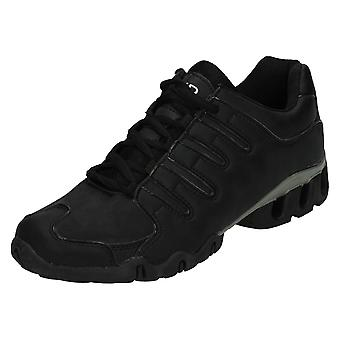 Mens Airtech Lace Up Trainers Alliantie