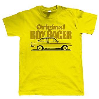 Mk2 Escort RS2000 original Boy racer mens T shirt-present till pappa