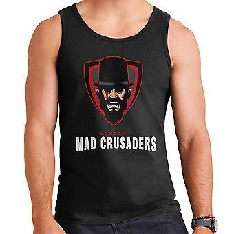 Mad kruisvaarders taboe mannen Vest