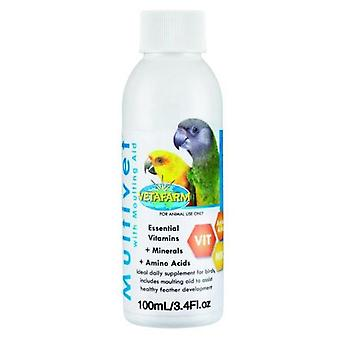 Vetafarm Multivet Liquid 100ml