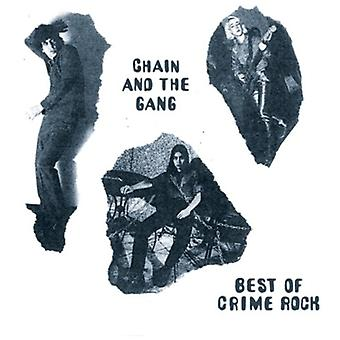 Chain & the Gang - Best of Crime Rock [Vinyl] USA import