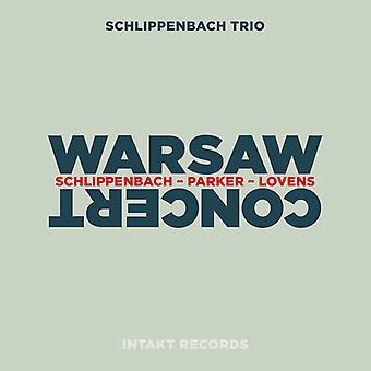 Alexander Von Schlippenbach - Warsaw [CD] USA import