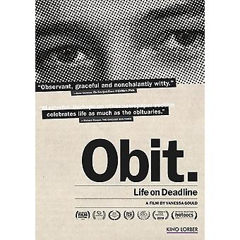 Obit [DVD] USA import
