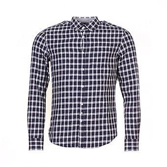 Woolrich flanelli nappi pohjassa Miesten paita