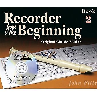 Recorder From The Beginning Pupil Book 2 with CD