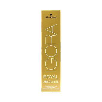 Schwarzkopf Igora Royal Absolutes 5-70 Permanent Color Creme 60ml