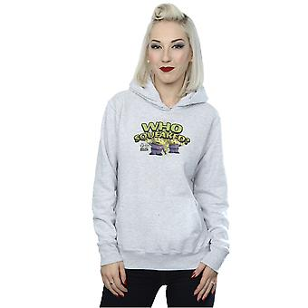 Disney Women's Toy Story Who Squeaked? Hoodie