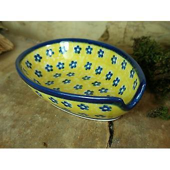 Cucchiaio, 12.5 x 8.5 cm, tradizione 20, ceramica Alta Lusazia - 7591 BSN