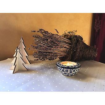 Teelichthalter, Ø 8,5 cm, 4 cm, Trad. 12 - BSN 1614