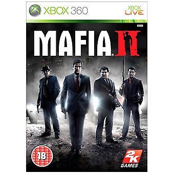 Mafia II (Xbox 360)-fabriek verzegeld