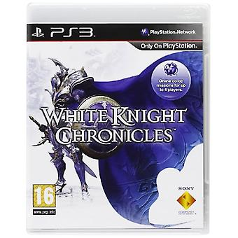 White Knight Chronicles (PS3) - Usine scellée
