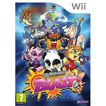 Wicked monsters Blast (Wii)-nieuw
