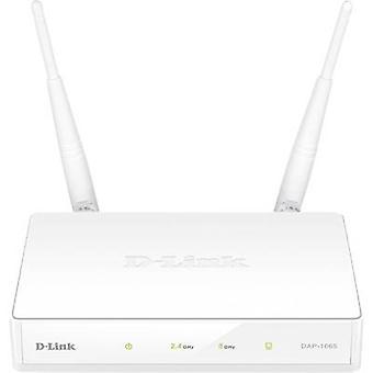D-Link DAP-1665 DAP-1665 Wi-Fi access point 1.2 Gbps 2.4 GHz, 5 GHz