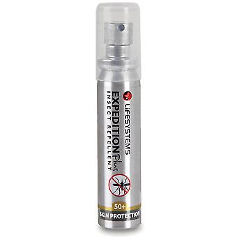 LIFESYSTEMS Expedition 50+ 25ml Insect Bite Repellent Spray