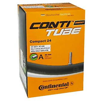 Continental bicycle tube compact 24 / / 24 x 1 1/4-1. 75″