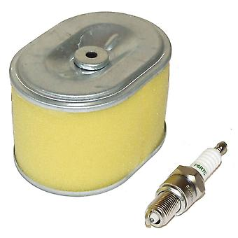 Non Genuine Service Kit Filter & Plug Compatible With Honda GX140 GX160 GX200