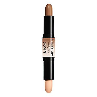NYX PROF. make-up wonder stick highlight & contour-medium