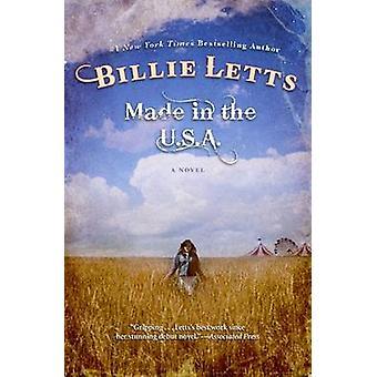 Made in USA jäseneltä Billie Letts - 9780446582452 kirja