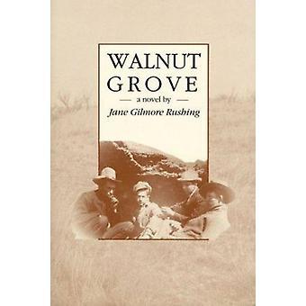 Walnuß-Waldung von Jane Gilmore Rauschen - 9780896722781 Buch