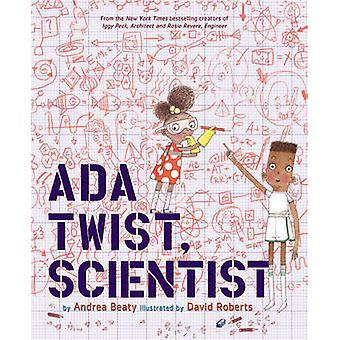 Ada Twist - Scientist by Andrea Beaty - David Roberts - 9781419721373