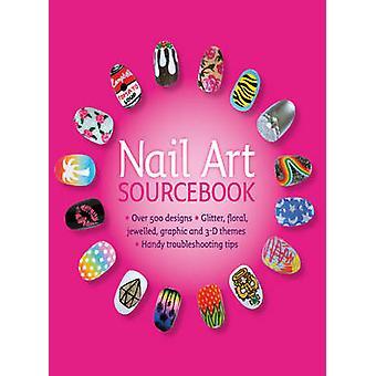 Nail Art Sourcebook - Over 500 Designs af Stedmoderblomst Alexander - Iwasaki Sug