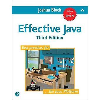 Effektiva Java av Joshua Bloch - 9780134685991 bok