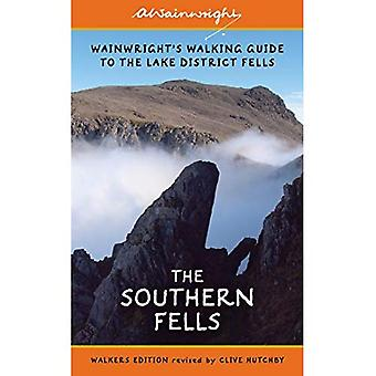 Wainwright's Illustrated Walking Guide to the Lake District Book 4: Southern Fells (Walking Guide to Lake District)
