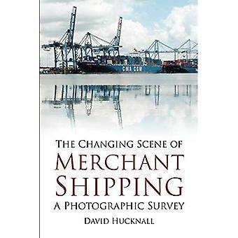 Die wechselnden Szene der Handelsschifffahrt: eine fotografische Übersicht