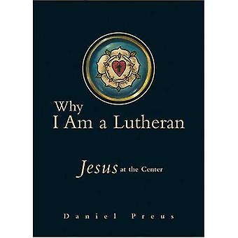 Waarom ik een Lutherse ben: Jezus in het midden