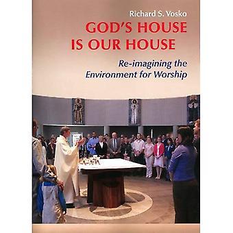 Guds hus är vårt hus, alltför: re-imagining miljön för dyrkan