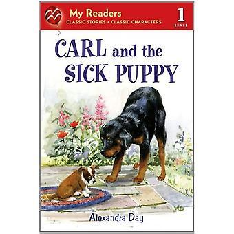 Carl und den Kranken Welpen (meine Leser Stufe 1) (meine Leser - Stufe 1