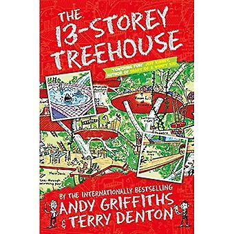 Le Treehouse de 13 étages (les livres de Treehouse)