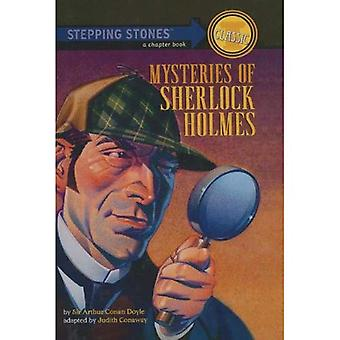 Mysteries of Sherlock Holmes (Stepping Stone Book Classics)