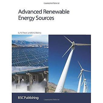 Erweiterte erneuerbare Energiequellen