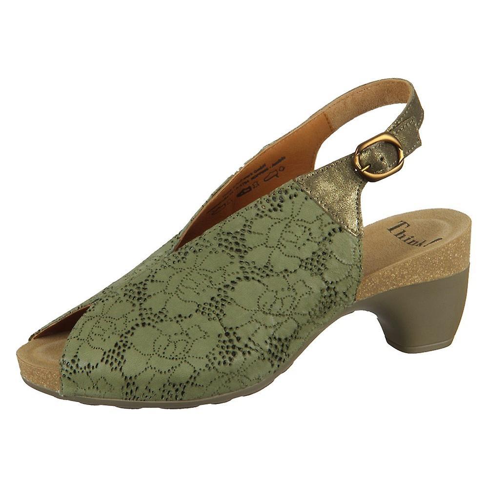 Myśleć! Traudi 8457861 uniwersalne letnie buty damskie wY3Bx