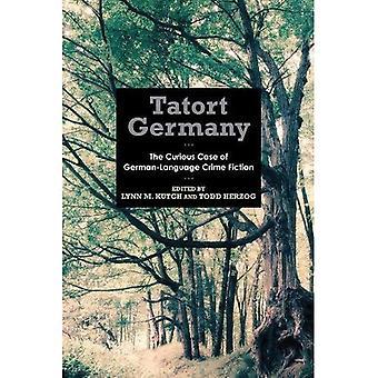 Tatort Niemcy: Ciekawy przypadek Niemiecka kryminalnych (badania w niemieckiej literatury, Językoznawstwo i kultury)