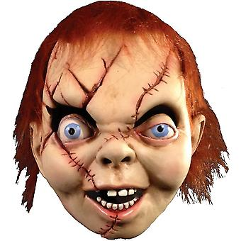 Bride Of Chucky Latex Mask