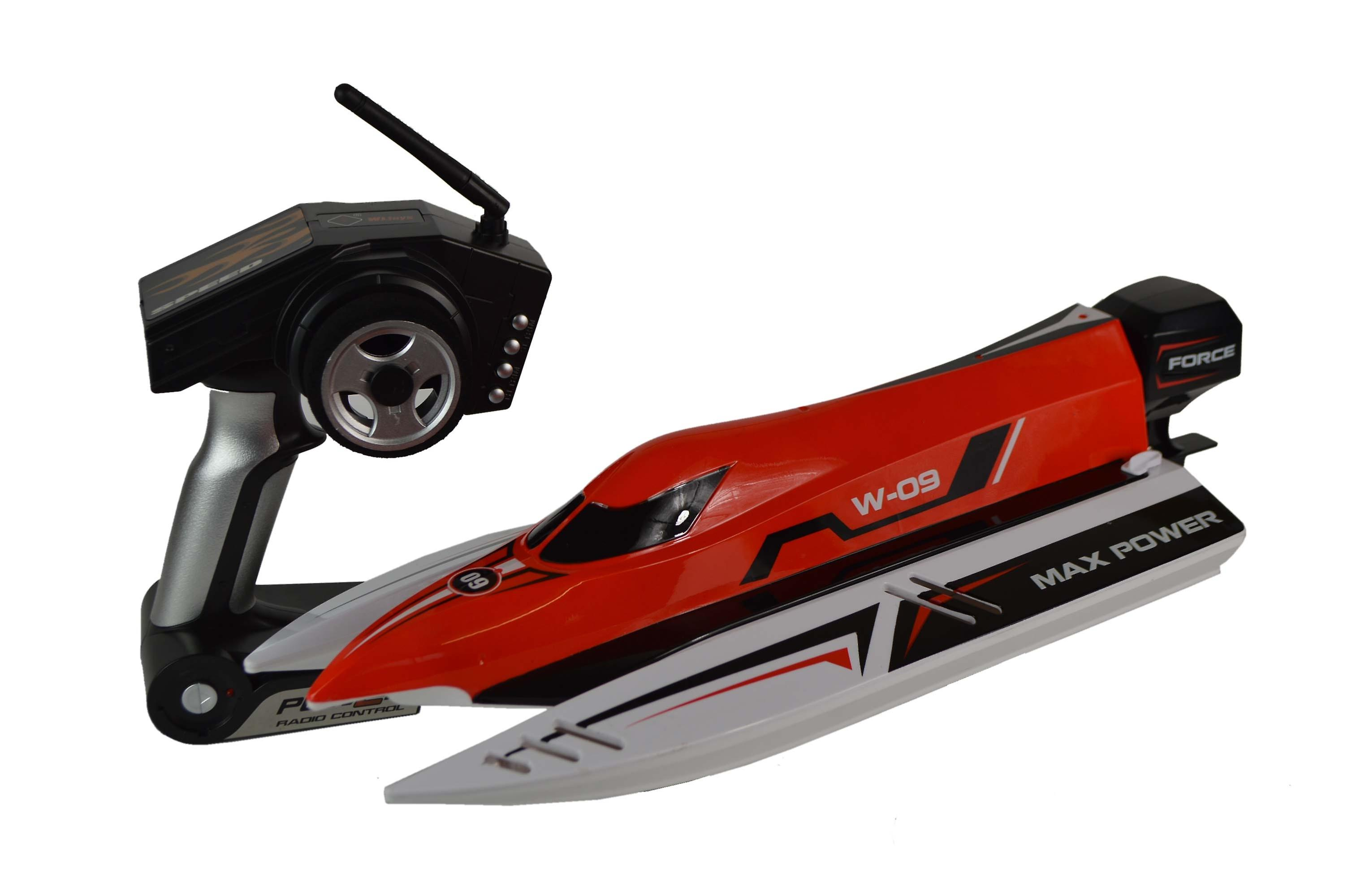 F1 Super Speed 45km/h Brushless RC Boat