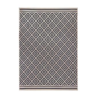 Florence Alfresco Moretti tapijten In zwart Beige