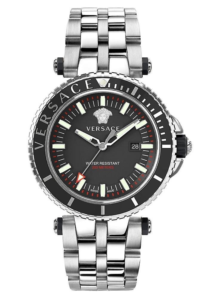 Versace Veak00318 V-Race Diver Men's Watch