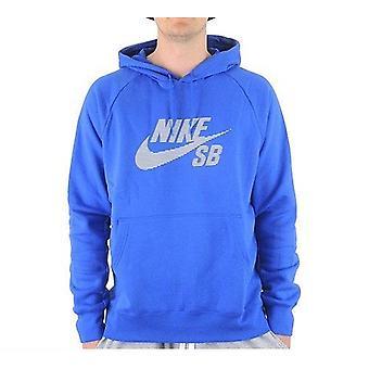 Nike SB Icon Stripe Men's Skate Boarding Hoodie - 895205-480