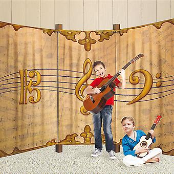 Stage/Theater Backdrop-Musik