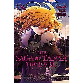 Die Saga von Tanya dem Bösen, Band 6 (Manga)