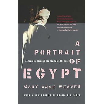 PORTRAIT OF EGYPT PB by Mary Weaver - 9780374527105 Book