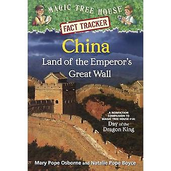 China - Land of the Emperor's Great Wall - A Nonfiction Companion to Ma